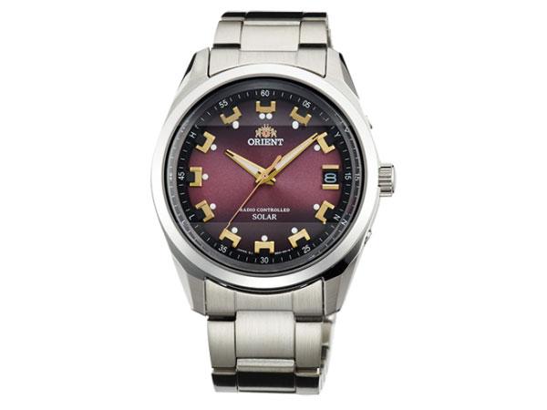 オリエント ORIENT 電波ソーラー メンズ 腕時計 電波時計 WV0081SE