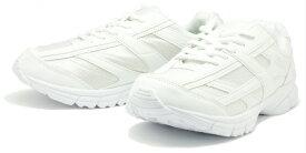 【今だけ送料無料!】 スニーカー ヒモ スクール メンズ ホワイト 白 白靴 幅広 3E 紳士 靴 シューズ 学生 通学 通勤 ウォーキング ランニング HM-1148WH