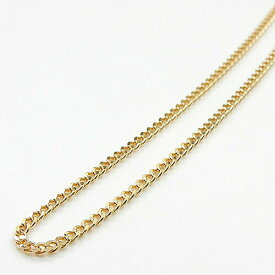 1.2ミリ幅キヘイ18金ゴールド(K18) 喜平チェーン ネックレス(幅1.2mm 長さ50cm・アジャスター用マルカンなし)送料無料
