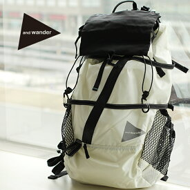 and wander/アンドワンダー40L Back Pack【送料無料】