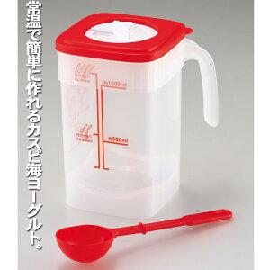 カスピ海ヨーグルト 手づくり 手作り[常温で簡単に作れるカスピ海ヨーグルト] 曙産業 日本 美味しい 簡単 ヨーグルト 簡単 健康 おやつ お菓子 母の日 ダイエット