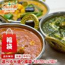 選べる大盛り福袋 送料無料神戸アールティー カレー福袋 インドカレー インド料理 ギフト 母の日 父の日 食べ比べ 詰…