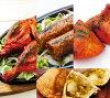고베 르 티 『 믹스 그릴 세트 』 탄두리 치킨 등 인기 요리 3 종류와 인도에서 コロッケサモサ 4 품 세트 향신료로 식욕 카레 양념 통 인도 요리 14000 엔 이상으로