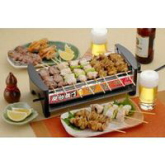 """Loses excess fat and healthy! Tavern feel at home! Enjoy grilled Octopus! """"stalls-Yokocho MYT-800 ( homes for yakitori equipment tabletop cooker, Yatai no yakitori machinery ) '"""