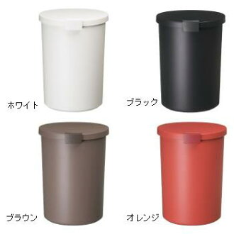 Trash bin Recycle Bin miss the smell, it is locked! Hard to leak smell in the lid with a gasket and lock! Garbage, of course, would be odor free bottles and cans too! trash kcud kudround locks with a sealing bag is easy to set