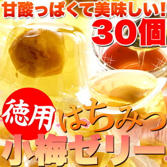 It is use つるっとさっぱり economy honey plum jelly with a plum and plum fruit juice of the jelly domestic production in the スィーツ summer when there is the sweets reason that there is gourmet gift present souvenir souvenir for a special purpose economical large-c