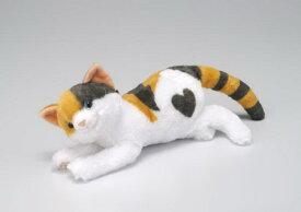 【WEB限定品】なでなでねこちゃん「三毛猫のオス」動くおもちゃシリーズ