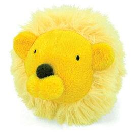 ○ペッツルート まんまるズーズー ライオン 小型犬向け