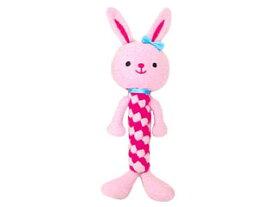 ○ボンビアルコン デンタルアニマル うさぎ 犬のおもちゃ(ペット/犬/おもちゃ/噛む/ウサギ/歯石/しつけ)