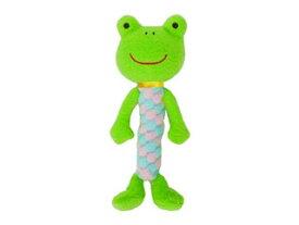 ○ボンビアルコン デンタルアニマル カエル 犬のおもちゃ「NW」(ペット/犬/おもちゃ/噛む/かえる/歯石/しつけ)