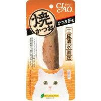 ☆☆YK-01いなばペットフードCIAO/チャオ焼かつおかつお節味1本入り(約30g)