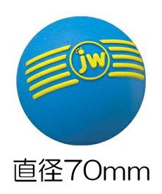 ○PLATZ/プラッツ アイスクィークボール Mサイズ(直径約70mm) ライトブルー JW43031/B