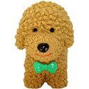 ○PLATZ/プラッツ 犬用おもちゃ プードルコレクション あんず/アプリコット PZ10122