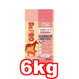○ニチドウ Dr.PRO/ドクタープロ ラム&オートミール オールステージ 6kg