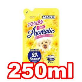 ○Petio/ヤマヒサ ペティオ エアセレブ アロマティック消臭剤 ロマンティックフラワー 詰め替え用 250ml