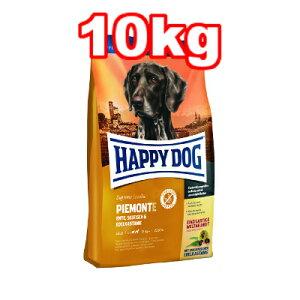 ★ワールドプレミアム ハッピードッグ ピエモンテ(栗、ダック&シーフィッシュ) 穀物不使用 中〜大型犬 成犬〜高齢犬用 10kg