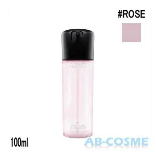 MAC マック プレッププライムフィックス+ 100ml #ROSE[ 化粧水 ] 2018夏