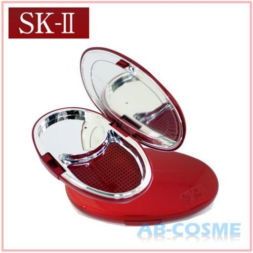 【訳あり・箱不良】SK-II SK2 SK-2 エスケーツー コンパクトフォアパウダーレッド[ ケース ]☆再入荷