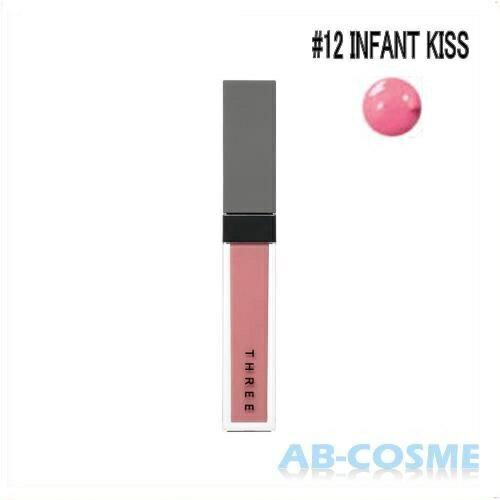 THREE スリー シマリングリップ ジャム #12 INFANT KISS[ リップグロス ]