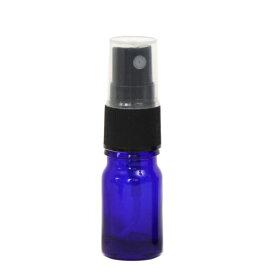 スプレーボトル5mLガラス瓶の空容器 遮光性 ガラスアトマイザー