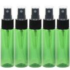 スプレーボトル30mLプラスチック容器の5本セット【レビューを書いて送料無料】【定形外郵便発送】