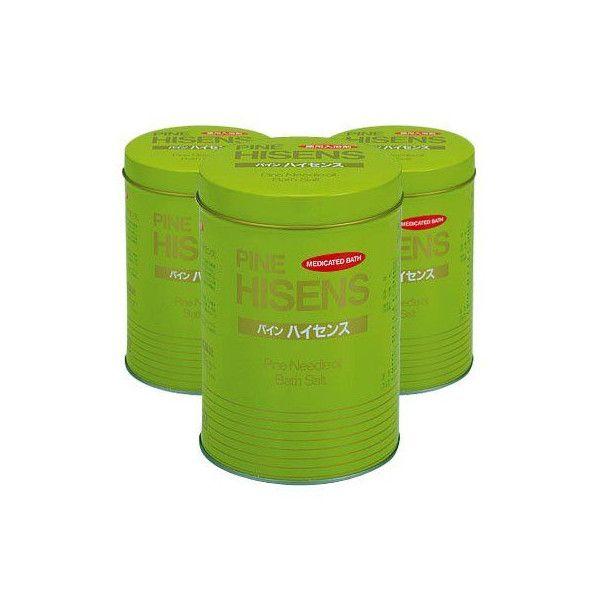 パインハイセンス 2.1kg 3缶セット 高陽社 薬用入浴剤