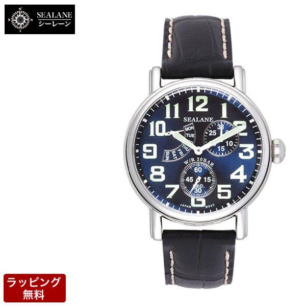シーレーン SEALANE メンズ 腕時計 SE14-BL