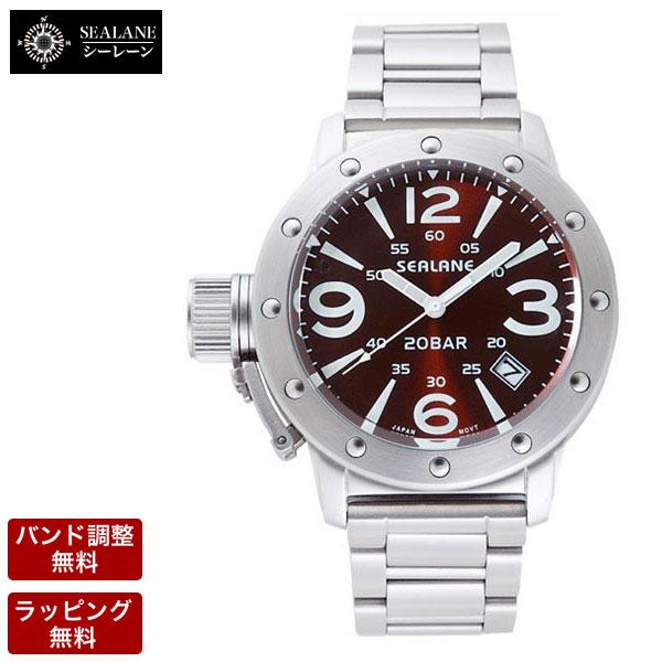 シーレーン SEALANE メンズ 腕時計 SE32-MBR