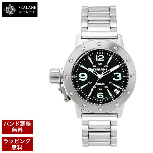 シーレーン SEALANE メンズ 腕時計 SE42-MABK