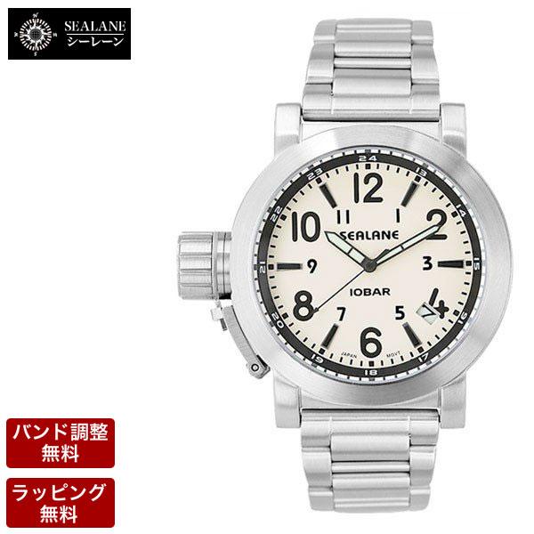 シーレーン SEALANE メンズ 腕時計 SE43-MWH