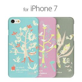 iPhone 8 / 7 ケース Happymori Bird Tree(ハッピーモリ バードツリー)アイフォン カバー