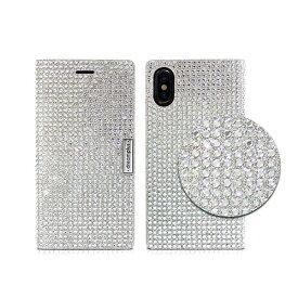 iPhone XS / X ケース iPhone XS Max ケース iPhone XR ケースDreamPlus Persian Leather Diary 手帳型 (ドリームプラス ペルシャンレザーダイアリー )アイフォン ラインストーン カバー