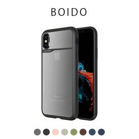 iPhone XS / X ケース MATCHNINE BOIDO(マッチナイン ボイド)アイフォン カバー
