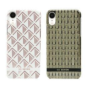 iPhone XS / X ケース iPhone XR ケース SO SEVEN FASHION PARIS(ソー セブン ファッションパリス)アイフォン カバー