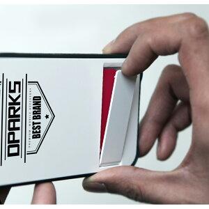 iPhoneXRケースDparksspiritcaseFLAMINGOSQUARE(ディーパークススピリットケースフラミンゴスクエア)アイフォンカバー