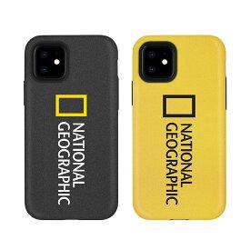 [公式ライセンス品] iPhone 12 mini / 12 Pro / 12 ケース National Geographic Sandy Case(Big Logo)