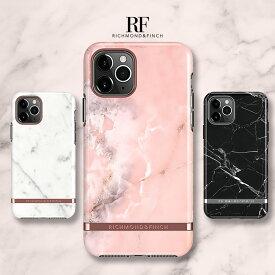 iphoneSE 第2世代 se2 ケース/iphone11ケース/iPhone 11 Pro/iPhone 11 Pro Max/iPhone 11/iPhone XS/X ケース Richmond & Finch FREEDOM CASE マーブル 大理石風 5.8インチ アイフォン カバー ワイヤレス充電対応
