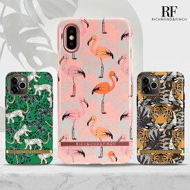 iphoneSE 第2世代 se2 ケース iPhone 11 Pro / iPhone 11 Pro Max / iPhone 11 ケース iPhone XS / X ケース Richmond & Finch FREEDOM CASE アニマル 動物柄 5.8インチ アイフォン カバー ワイヤレス充電対応