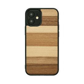 アイフォン 12 ケース mini 木製 Man&Wood Pro 天然木ケース Sabbia [iPhone 12 mini / 11 Pro ケース] ウッド 背面カバー ハードケース 木 高級 木材 サッビア サンドストーン 堆積砂層 ナチュラル 携帯ケース おしゃれ メンズ ギフト
