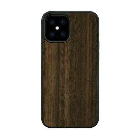 iPhone 12 Pro Max ケース 木製 Man&Wood ユーカリ スマホケース iphoneケース カバー スマホカバー イフォン12 アイフォン iphone 12 スマホアクセサリー 木 ウッドケース TPU ハードケース ハードカバー おしゃれ