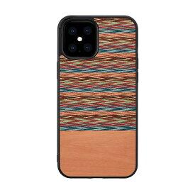 iPhone 12 Pro Max ケース 木製 Man&Wood イエローポプラ スマホケース iphoneケース カバー スマホカバー イフォン12 アイフォン iphone 12 スマホアクセサリー 木 ウッドケース TPU ハードケース ハードカバー おしゃれ