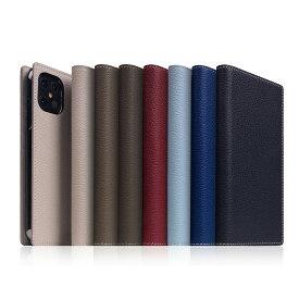 iPhone 12 Pro Max ケース 本革 SLG Design 革 ケース レザー スマホケース iphoneケース カバー スマホカバー イフォン12 アイフォン iphone 12 スマホアクセサリー フルグレイン シボ加工