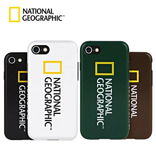 iPhone XS / X ケース iPhone XR ケース iPhone8/7 ケース iPhone8Plus/7Plus ケース National Geographic Hard Shell(ナショナル ジオグラフィック ハードシェル)アイフォン カバー スマホケース ナショジオ