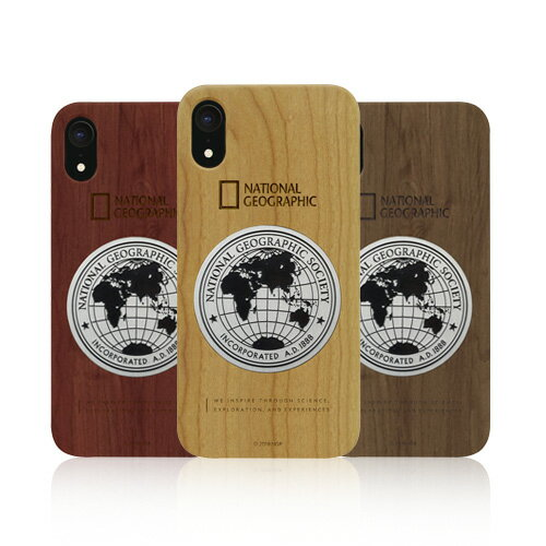 iPhone XS / X ケース iPhone XR ケース iPhone XS Max ケース iPhone8/7 ケース カバー iPhone8Plus/7Plus ケース National Geographic Metal-Deco Wood C ase(メタルデコウッドケース) カバー ナショジオ