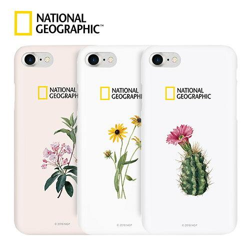 iPhone 8 / 7 ケース National Geographic Flower Sole Style Case Slim Fit(ナショナル ジオグラフィック ラワーソルスタイルケース スリムフィット)アイフォン カバー スマホケース ナショジオ