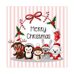 スタジオFeelデザインの立体テキストシート 「Merry christmas」 メール便/宅配便可  s-151