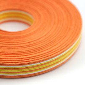 CraftBand(紙バンド)10m C3 オレンジサンシャインメール便/宅配便可