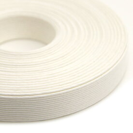 CraftBand(紙バンド)10m No.11 白(13本巾)[メール便/宅配便可]