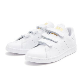 【adidas】 アディダス STAN SMITH CF スタンスミスCF S75188 WTH/WTH/GOLDMT