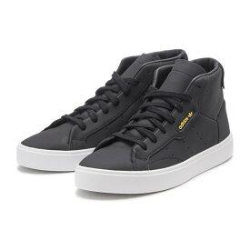 【adidas】 アディダスオリジナルス adidas SLEEK MID W アディダススリーク EE4727 BLK/BLK